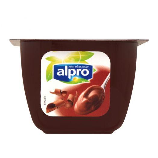 Десерт соєвий, шоколадний 125г TM Alpro