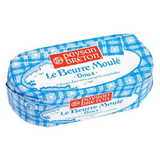 Масло традиційне солодковершкове формове 82% 250г ТМ Paysan Breton