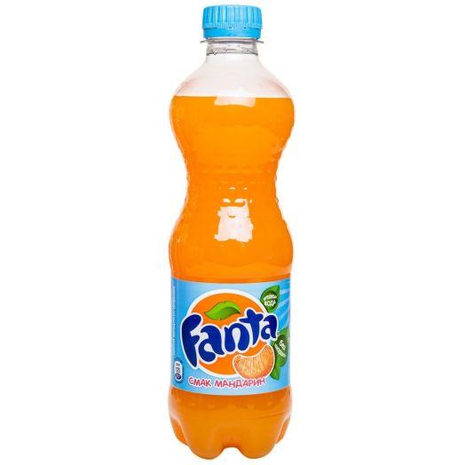 Фанта-Мандарин 0,5л