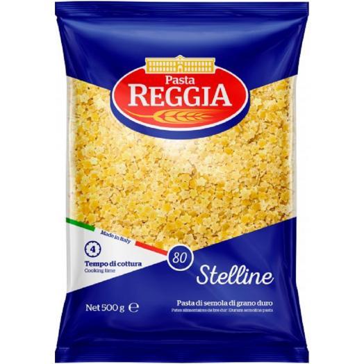 Макаронні вироби Stelline №80 500г ТМ Reggia