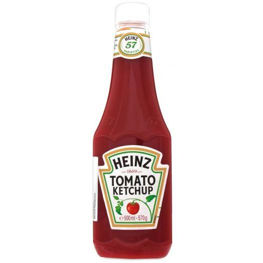 Кетчуп 500г ТМ Heinz