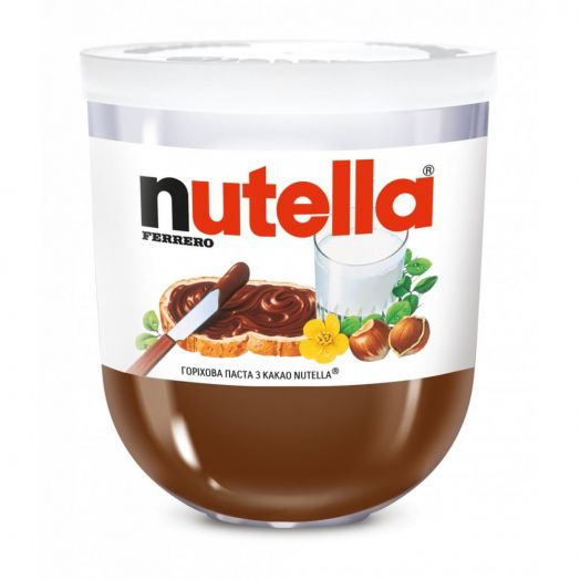 Горіхова паста з какао Nutella 200г
