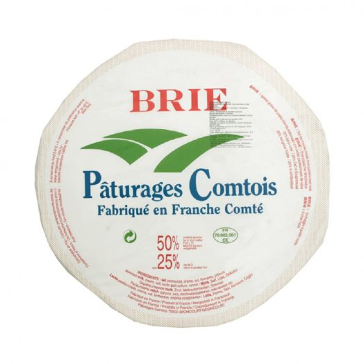 Сир Брі 50% 100г TM Paturage Comtoise