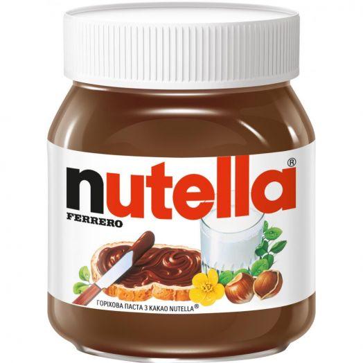 Горіхова паста з какао Nutella 350г