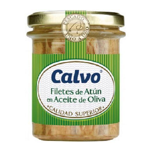 Тунець в оливковій олії 200г ТМ Calvo