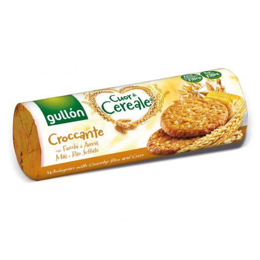 Печиво з фіброю GULLON Tradizionale 265г