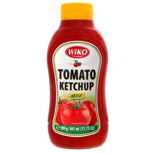 Кетчуп лагідний 900г ТМ WiKO