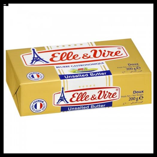 Масло несолоне 82% 200г ТМ ЕльВір