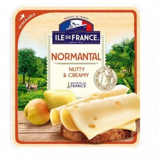 Сир напівтвердий Іль Де Франс Норманталь 150г