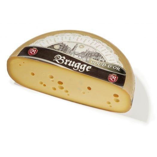 Сир золотий Брюге 64% ТМ Milkobel