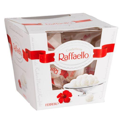 Цукерки з мигдальним горіхом Raffaello