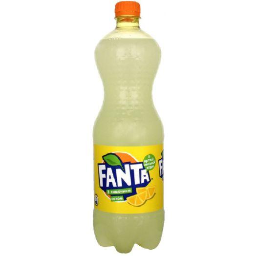 Фанта-Лимон 1л