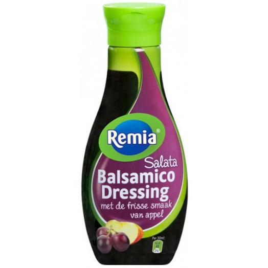 Соус- дрессінг салатний БальзамічнийТМ Remia 250мл.