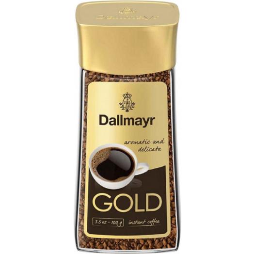 Кава розчинна DALLMAYR GOLD 100г