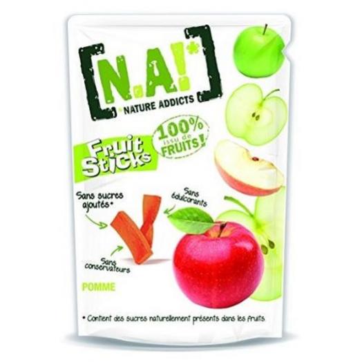 Фруктові стіки Nature Innovation NA! Яблуко 35г