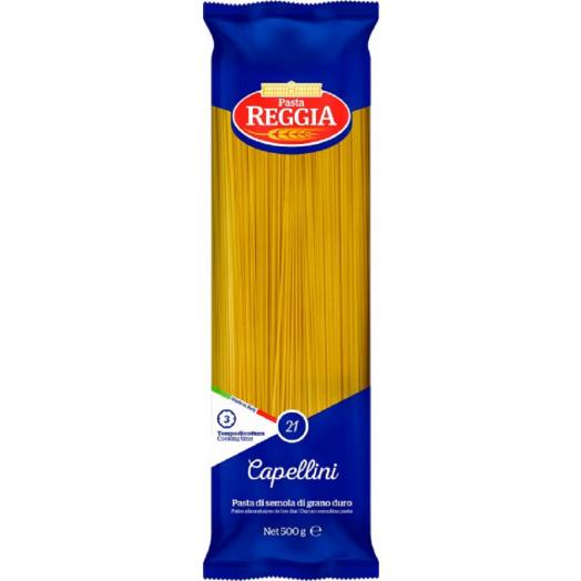 Макаронні вироби Capellini №21 500г ТМ Reggia