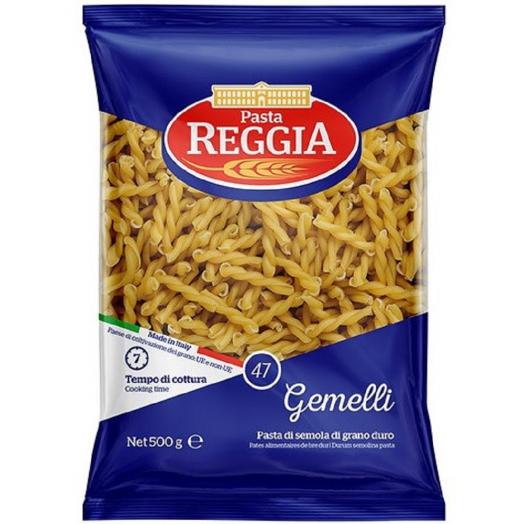 Макарони Gemelli №47 500г ТМ Reggia