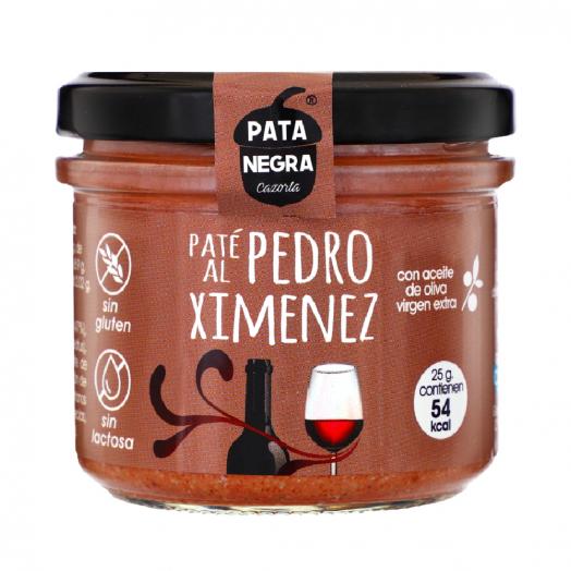 Паштет зі свинини з вином Pedro Ximenez 110 г TM PATA NEGRA