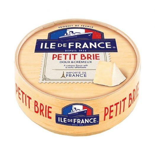 Сир м'який Іль де Франс брі 23,7% 125г