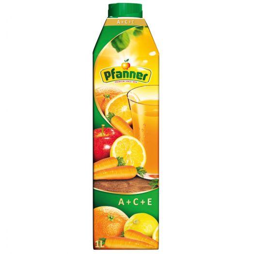Напій фруктовий Мікс ACE 30% 1л ТМ Pfanner