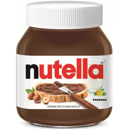 Горіхова паста з какао Nutella 180г