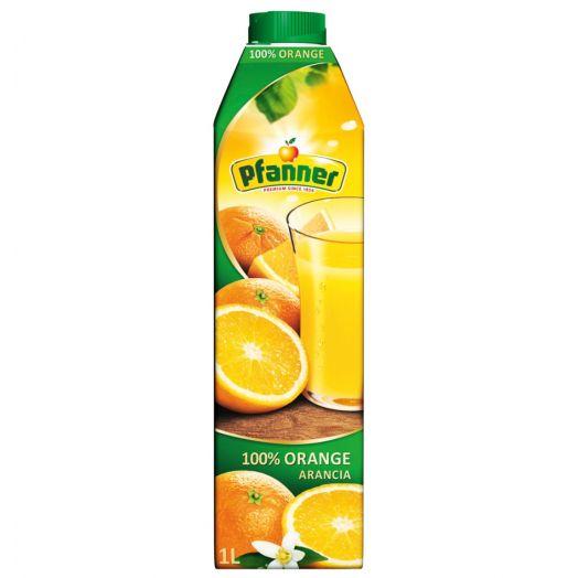 Сік апельсин 100% 1л TM Pfanner