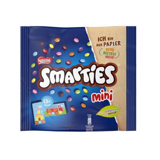 Драже Smarties шоколадне Mini 187г ТМ Nestlé