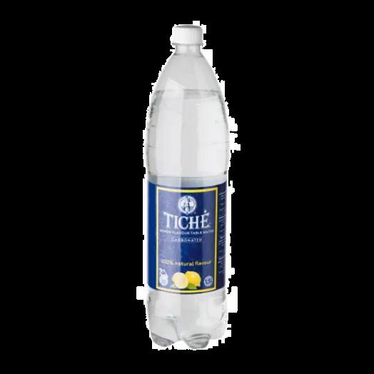 Вода газована зі смаком лимона 1,5л ТМ Tiche