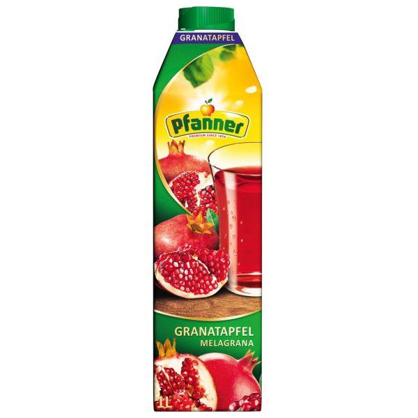 Напій Гранатовий 30% 1л ТМ Pfanner