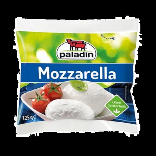 Сир Моцарелла Німеччина 125г TM Paladin